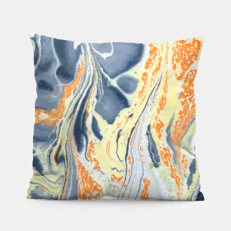 Thumbnail image of Erupting Lava Marbling |  Pillow, Live Heroes