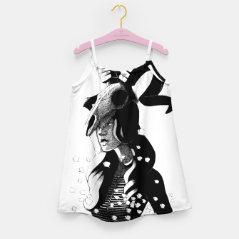 Imagen en miniatura de Woman & Skull 2 Girl's dress, Live Heroes