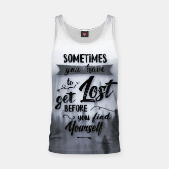 Miniature de image de Sometimes you have to get Lost Muskelshirt , Live Heroes