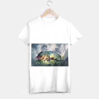 Thumbnail image of The second story T-shirt regular, Live Heroes