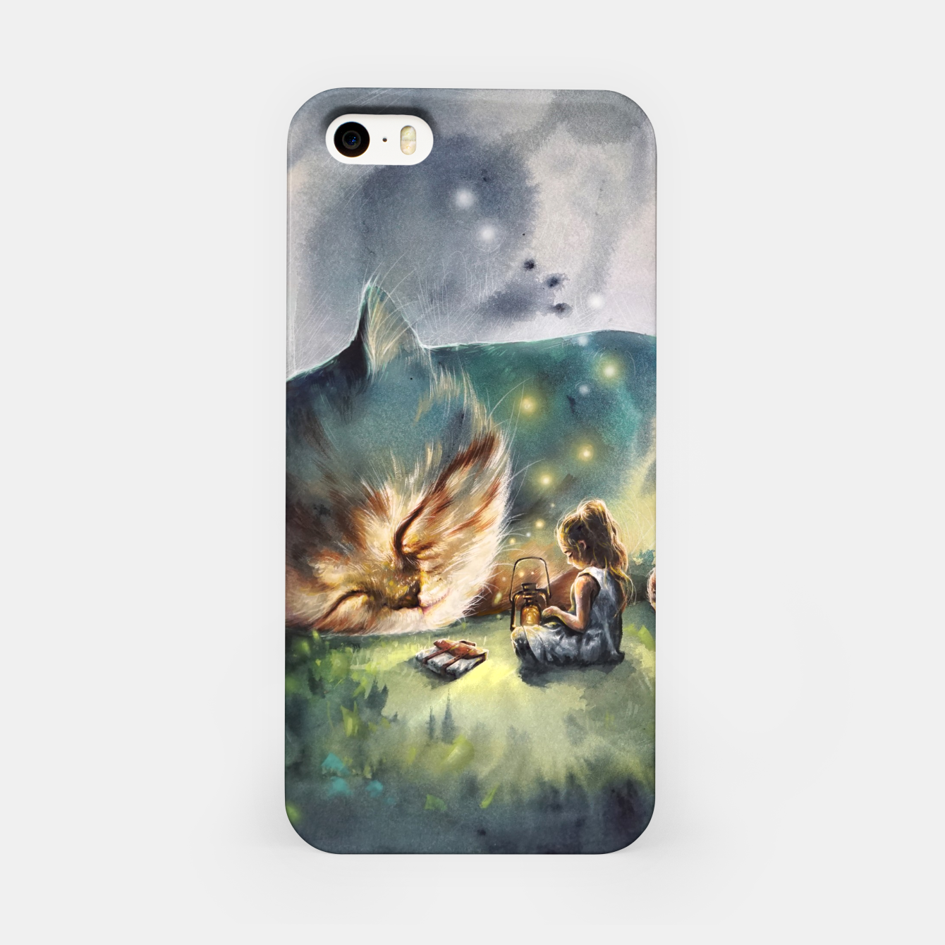 Image of The second story iPhone Case - Live Heroes