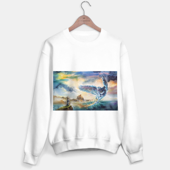 Miniature de image de The third story Sweater regular, Live Heroes
