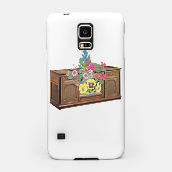 Thumbnail image of Vintage Television Samsung Case, Live Heroes