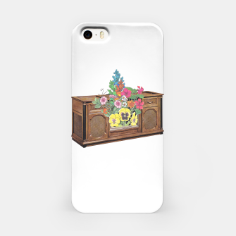 Thumbnail image of Vintage Television iPhone Case, Live Heroes