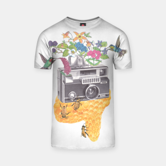 Vintage Camera T-shirt thumbnail image