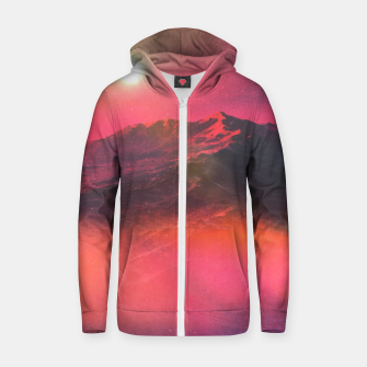 Miniature de image de Archipelago Cotton zip up hoodie, Live Heroes