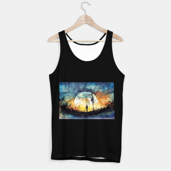 Miniature de image de Go Home Tank Top regular, Live Heroes