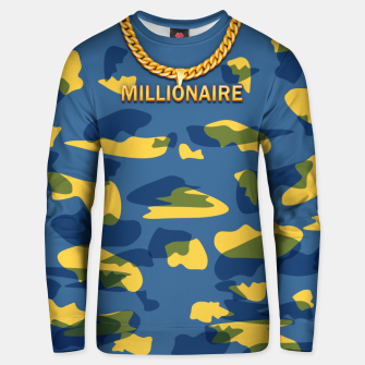Thumbnail image of Millionaire Cotton sweater, Live Heroes