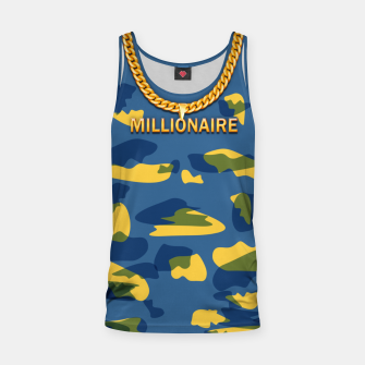 Thumbnail image of Millionaire Tank Top, Live Heroes