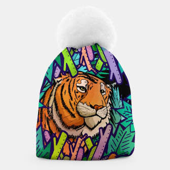Imagen en miniatura de tiger in the undergrowth  Beanie, Live Heroes