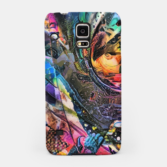 Thumbnail image of Evolving Waves Samsung Case, Live Heroes