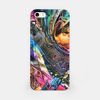 Thumbnail image of Evolving Waves iPhone Case, Live Heroes