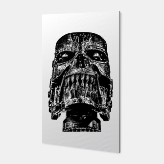 Thumbnail image of skull #skull  Canvas, Live Heroes