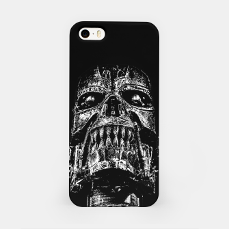 Thumbnail image of skull black #skull  Obudowa iPhone, Live Heroes