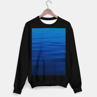 Thumbnail image of Dull Blue Waves Sweater regular, Live Heroes