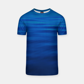 Thumbnail image of Dull Blue Waves T-shirt, Live Heroes