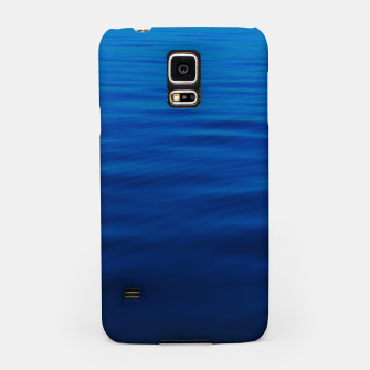 Thumbnail image of Dull Blue Waves Samsung Case, Live Heroes