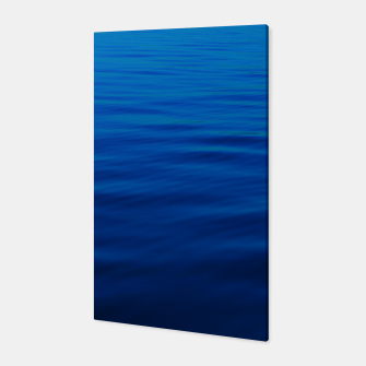 Thumbnail image of Dull Blue Waves Canvas, Live Heroes