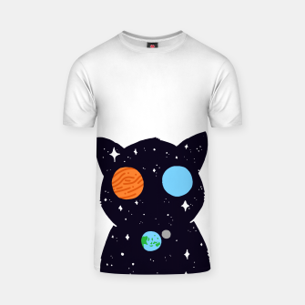 Thumbnail image of THE UNIVERSE IS ALWAYS WATCHING YOU! T-shirt, Live Heroes