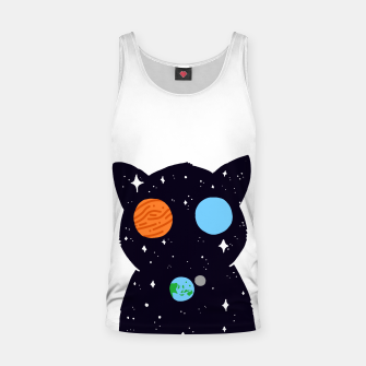 Miniature de image de THE UNIVERSE IS ALWAYS WATCHING YOU! Tank Top, Live Heroes