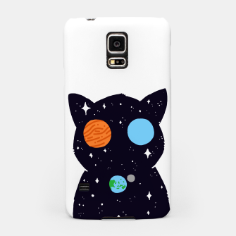 Miniatur THE UNIVERSE IS ALWAYS WATCHING YOU! Samsung Case, Live Heroes
