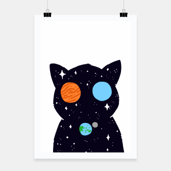 Thumbnail image of THE UNIVERSE IS ALWAYS WATCHING YOU! Poster, Live Heroes
