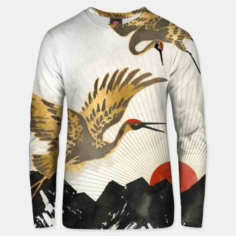 Thumbnail image of Elegant Flight II Cotton sweater, Live Heroes