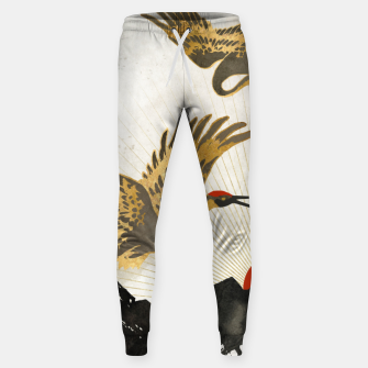 Thumbnail image of Elegant Flight II Cotton sweatpants, Live Heroes