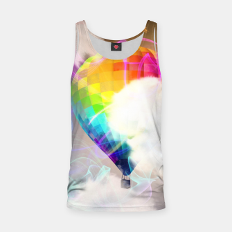 Thumbnail image of Traveling colors Tank Top, Live Heroes