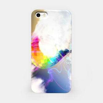 Thumbnail image of Traveling colors iPhone Case, Live Heroes