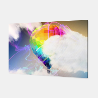 Thumbnail image of Traveling colors Canvas, Live Heroes