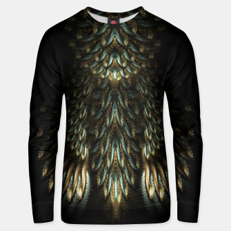 Thumbnail image of Golden Wings Cotton sweater, Live Heroes