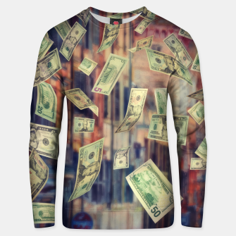 Miniature de image de Faling Money Cotton sweater, Live Heroes