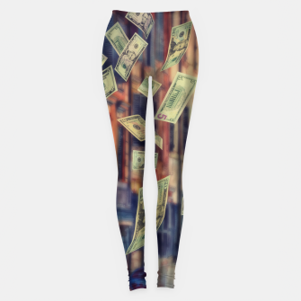Miniatur Faling Money Leggings, Live Heroes