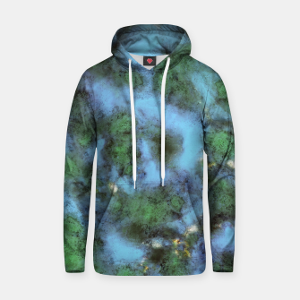 Thumbnail image of Big view Cotton hoodie, Live Heroes