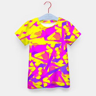 Thumbnail image of Abstract & colors 12 Enfantin t-shirt, Live Heroes