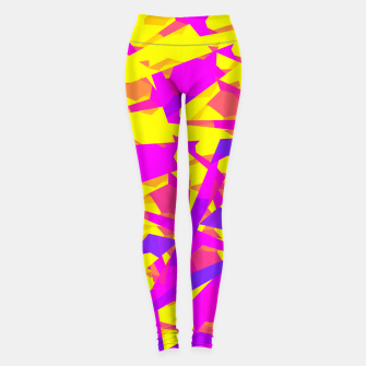 Thumbnail image of Abstract & colors 12 Leggings, Live Heroes
