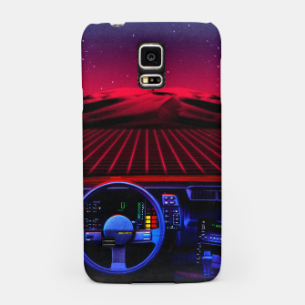 Thumbnail image of Night Drive Samsung Case, Live Heroes