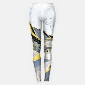 Thumbnail image of Summer Valley Leggings, Live Heroes
