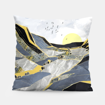 Thumbnail image of Summer Valley Pillow, Live Heroes
