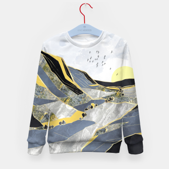 Thumbnail image of Summer Valley Kid's sweater, Live Heroes