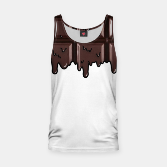Thumbnail image of Dripping chocolate grimeart Tank Top, Live Heroes