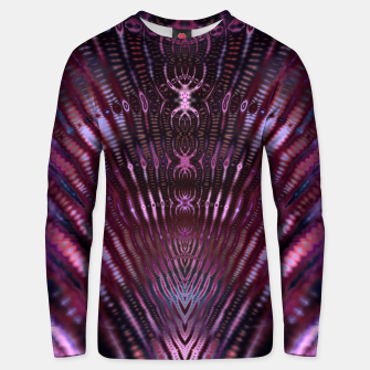 Thumbnail image of Divinite Purple Cotton sweater, Live Heroes