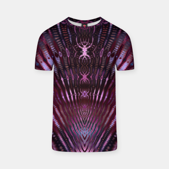 Divinite Purple T-shirt Bild der Miniatur