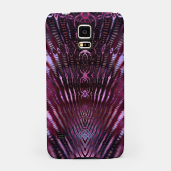 Divinite Purple Samsung Case Bild der Miniatur