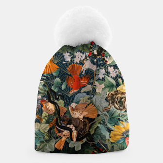 Miniatur Birds and snakes Beanie, Live Heroes