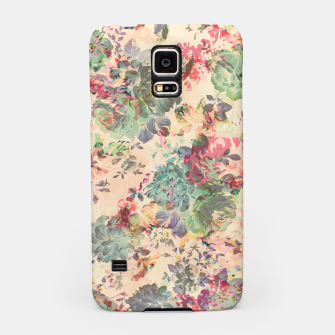 Flower Abstraction Samsung Case Bild der Miniatur