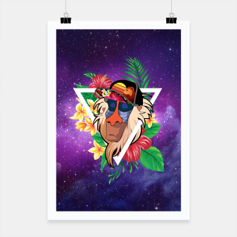 Thumbnail image of Rafiki Vibes 2 Poster, Live Heroes