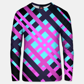 Thumbnail image of Geometric vibrant sport Cotton sweater, Live Heroes