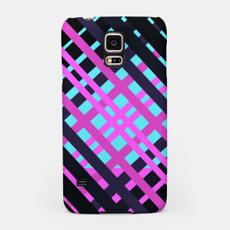 Thumbnail image of Geometric vibrant sport Samsung Case, Live Heroes